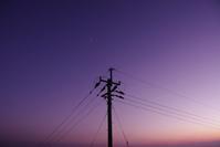 「帰り道」 - 光と彩に、あいに。