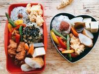 #OnigiriActionふたり弁、再開。 - あの日、あの味。