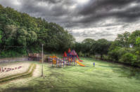 朝の公園 - ぽとすのくずかごⅡ