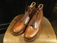 N.O.S. ~60's FOREMOST cork sole work boots - BUTTON UP clothing