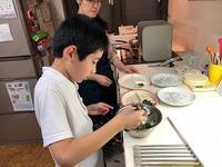 調理実習で嫌いな野菜が食べられた - あじさい通信・ブログ版