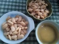 白いんげん豆でも作ってみました - Emptynest