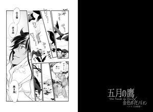 『五月の鷹』復刊クラファン・15日から! - 山田南平Blog