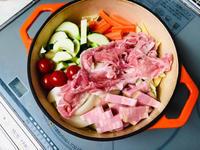簡単で美味しいミネストローネ鍋タバスコたっぷり! - ワタシの呑日記