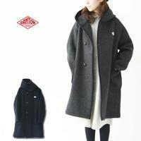 DANTON [ダントン] W's WOOL MOSSER COAT ウールモッサー コート[JD-8905WOM]フードジャケット・ウールコート・LADY'S - refalt blog