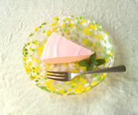 自家製ミックスベリー・シロップ&水切りヨーグルトで、ミックスベリーのレアチーズケーキ風&このブログで、約1000レシピ目♪ - Minha Praia