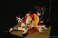 和服メスガキちゃん - もぐらまにあの模型道