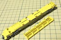 [鉄道模型/KATO]285系 サンライズをメイクアップする(4) - 新・日々の雑感