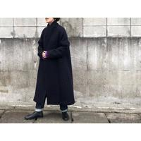 BLUE BLUE JAPAN ロービングウール タタキショールカラー ロングコート ウィメンズ - SCARECROW スタッフ日記