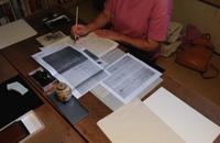 江浦久志作陶展『書・コトハジメ』ご報告 - MOTTAINAIクラフトあまた 京都たより