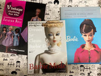 バービー本、奇跡の三冊 - Barbie  Bomb!!