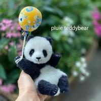 ウエブショップ ✨lintupuu✨オープン! - pluie teddybear