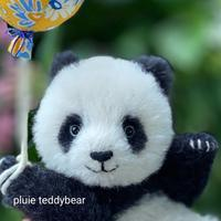 lintupuu出品パンダちゃん紹介 - pluie teddybear
