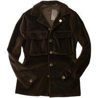 LARDINI ラルディーニ ストレッチコーデュロイシャツジャケット JSUGO - 下町の洋服店 krunchの日記