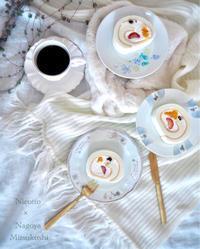 白の世界と白いおやつ - nicottoな暮らし~うつわとおやつの物語