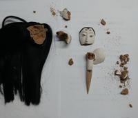 雛人形髪付け - 人形修理職人ネットワーク福田匠庵 匠の工房便り