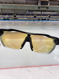 金栄堂サポート:スピードスケート・土屋良輔選手FACT×ICRX NXTレンズインプレッション! - 金栄堂公式ブログ TAKEO's Opt-WORLD