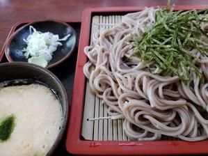 高尾山で何食べた -