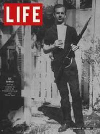 「LIFE」1964年2月号『表紙』の違和感/ 比較画像 - 『つかさ組!』