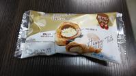 ファミリーマート「冷やして食べるパイコロネ(マロンクリーム)」 - 白い羽☆彡の静岡県東部情報発信・・・PiPiPi♪