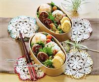 ごちそうおにぎり2種類と例のやつ弁当とつぶやき♪ - ☆Happy time☆