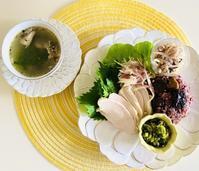 11/28 PanasonicオンラインLive講座♪一緒にカンタン薬膳ごはんクッキング - 大阪薬膳 Jackie's Table  おもてなし料理教室