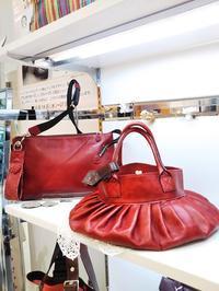 新宿タカシマヤさんでのPOPUPが始まっております^^ - Via~オリジナル革バッグ&雑貨~ 「わぁー素敵」「なんて綺麗…」などなど、目に飛び込んだ瞬間に瞳の奥が輝きだすそんなバッグたちのストーリー