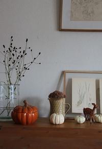 10 月秋のインテリア - 暮らしを紡ぐ2