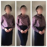 柄シャツと戒めスカートの日 - ヒビノメモ