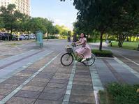 初 Tbike ! - 台湾国際結婚ってそんなにいいの?