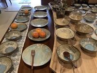 陶房石ー水色作陶展ー2 - アオモジノキモチ