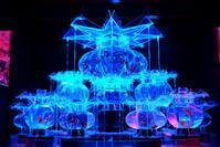 アートアクアリウム二条城 - Blue Planet Cafe  青い地球を散歩する