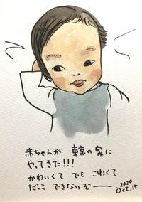 赤ちゃんがやってきた! - 一天一画   Yuki Goto