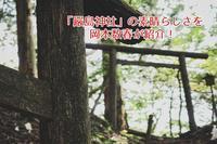 「嚴島神社」の素晴らしさを岡本数春が紹介! - 岡本数春 挑戦ブログ
