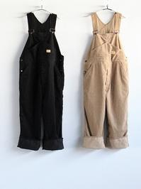 PAYDAY × WEST'SCORDUROY OVERALL - 『Bumpkins putting on airs』
