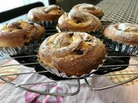 『ブリオッシュ・スイス』 - カフェ気分なパン教室  *・゜゚・*ローズのマリ