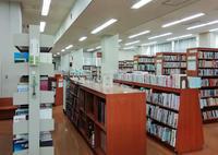 コロナ禍の図書館 - 東金、折々の風景