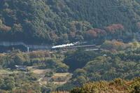 晩秋の山里に白煙なびく- 2019年・秩父鉄道 - - ねこの撮った汽車