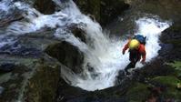 飛水峡周辺の沢巡り…大洞谷 - 山にでかける日