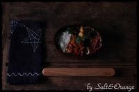 お弁当まとめてドン^^ - Salt&Orange時々Pepper