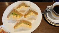 サンドイッチと三味線と - うまこの天袋