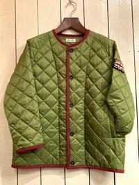 キルティングジャケット - lilaのひとりごと