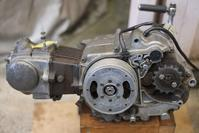 10月17日6v ゴリラST70 エンジン始動 - Photographs in Asia (V-SRTOM650ABSで走る Discover Japan 52.0)