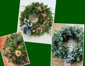 「Miracles in December」2020クリスマスレッスン - La Petite Cloche プチクローシュ