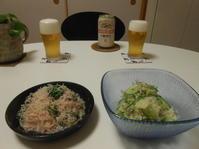肌寒くなった日、豚しゃぶが食べたくなった。 - のび丸亭の「奥様ごはんですよ」日本ワインと日々の料理