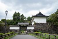 【旧江戸城・清水門】360年前にタイムスリップ!周辺の雰囲気も江戸時代皇居で一番好きな場所 - 近代文化遺産見学案内所
