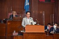 一般質問登壇 - 滋賀県議会議員 近江の人 木沢まさと  のブログ