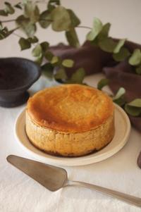 贅沢な栗のチーズケーキ♪ - The Lynne's MealtimesⅡ