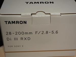 旅行の友に最適、タムロン、TAMRON 28-200mm F/2.8-5.6 Di III RXD (Model A071)を買ってみた - 台湾破れかぶれ日記