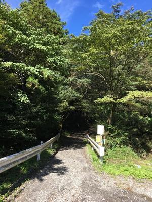 志田峠、道志、山中湖 ツー - ジェベルでツーリングとキャンプ